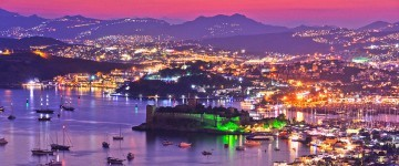 Dalaman Airport And Bodrum City Center Transfer