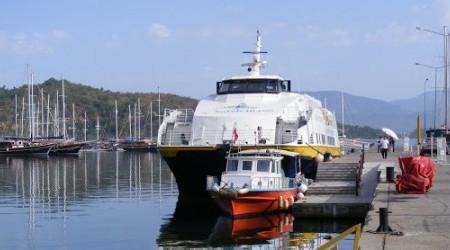 Dalaman Havalimanı Ve Fethiye Feribot Limanı Transfer